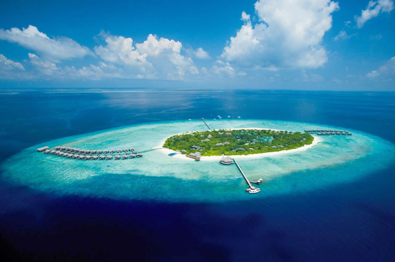 The St. Regis Maldives Vommuli Resor