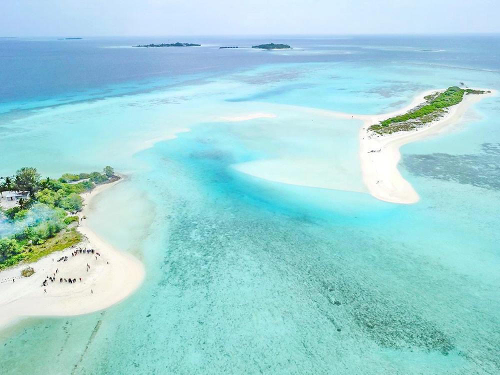 мативери и его красивые пляжи и чистые голубые воды