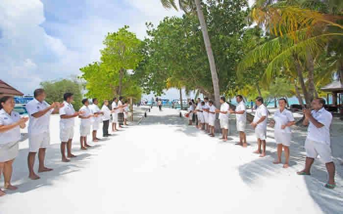 Meeru Island Resort встречает гостей