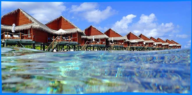 Mirihi Island Resort - luxury hotel