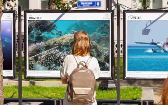Фотовыставка National Geographic Traveler