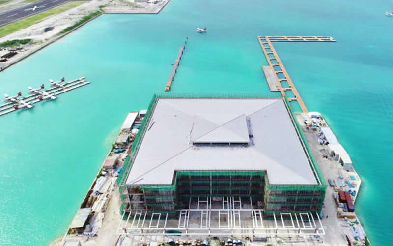 MACL to Manage New Seaplane Terminal
