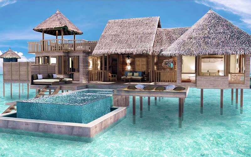 Gili Lankanfushi to Open after Renovation on 1st Dec with New Design Concept
