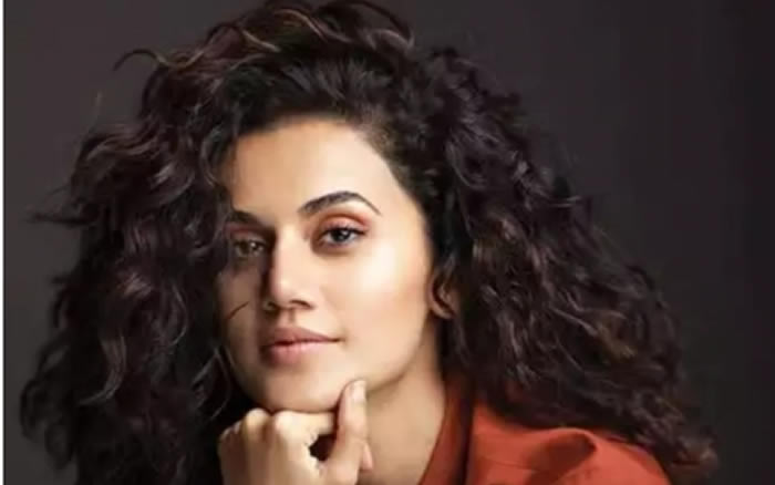 Bollywood Star Taapsee Pannu