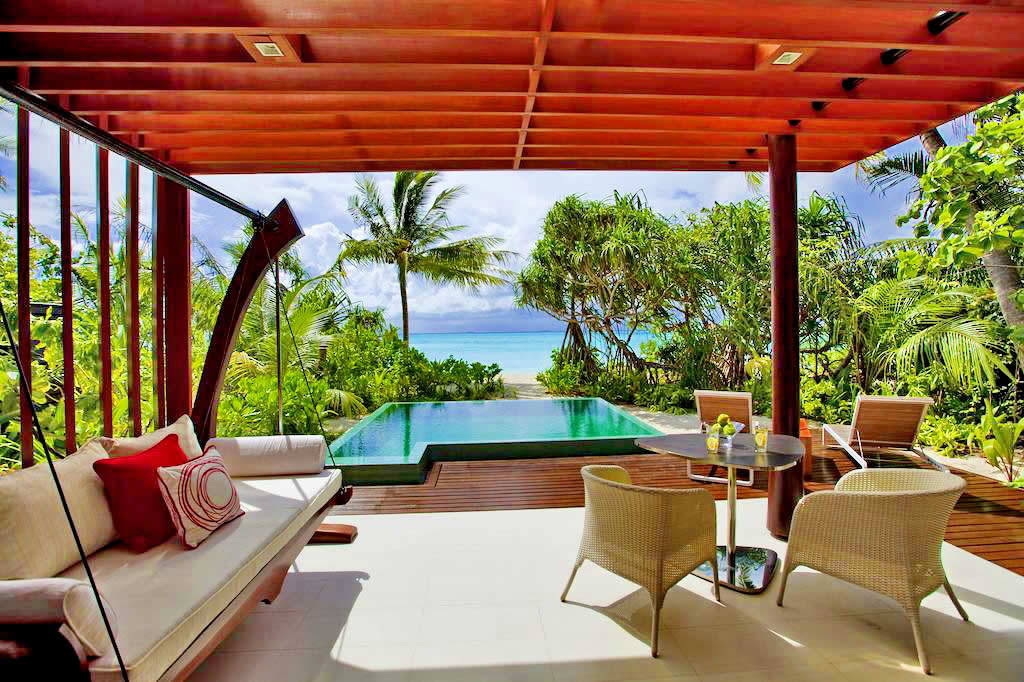 Niyama Private Island Maldives - Beach Pool Villa