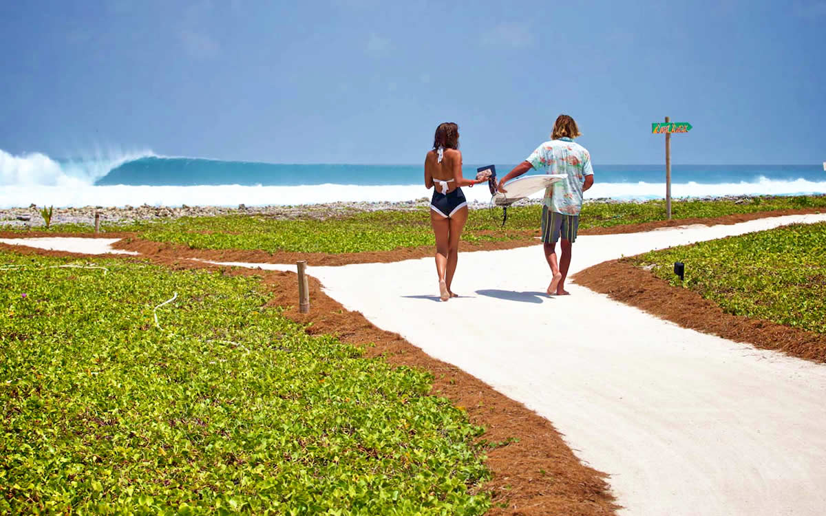 Niyama Private Islands Maldives Introduces Surf Therapy