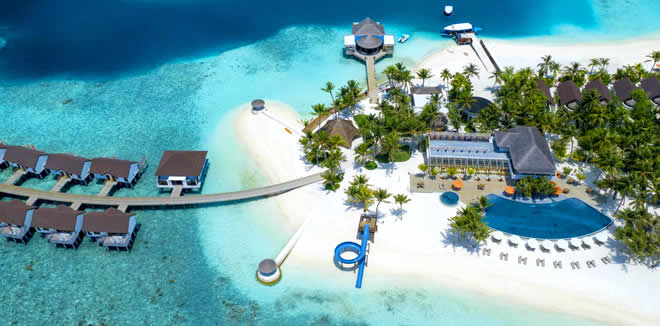10 Romantic Resorts in Maldives. best hotels for honeymoon in maldives