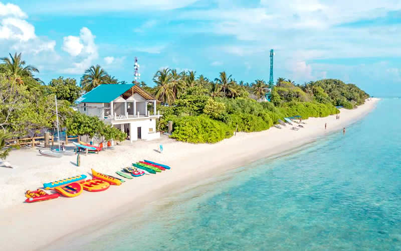 The Maldives Guest Houses to Reopen from 1st August