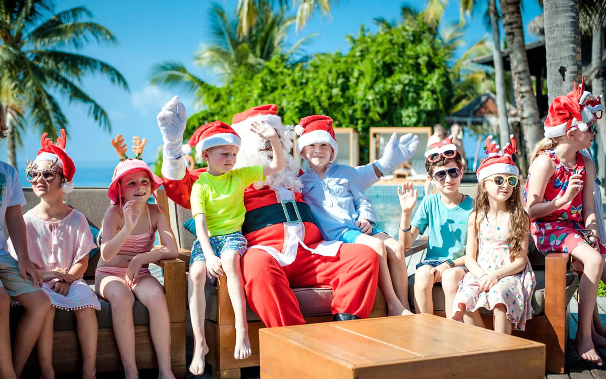 Outrigger Konotta Maldives Resort announces overwhelming festive programmes organized for Christmas and New Year 2019-20.