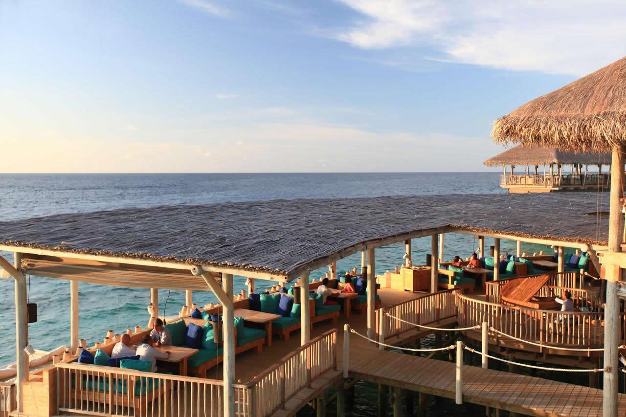 chill bar maldives