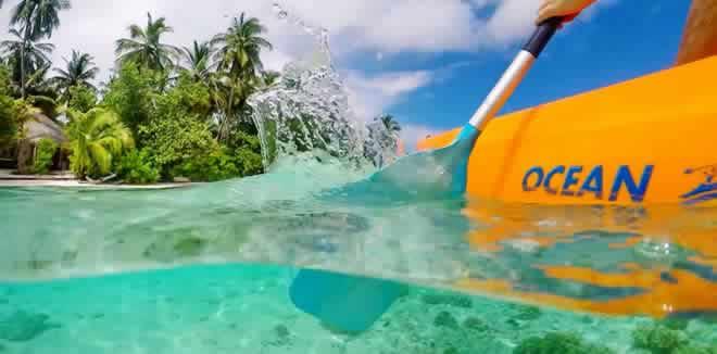 lRaa Atoll luxury vacation