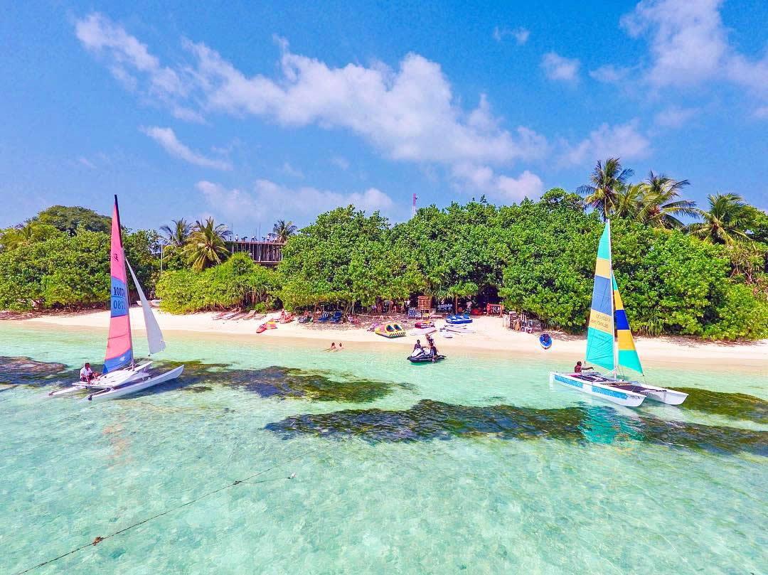 Rasdhoo Island Inn Beachfront, Rasdu