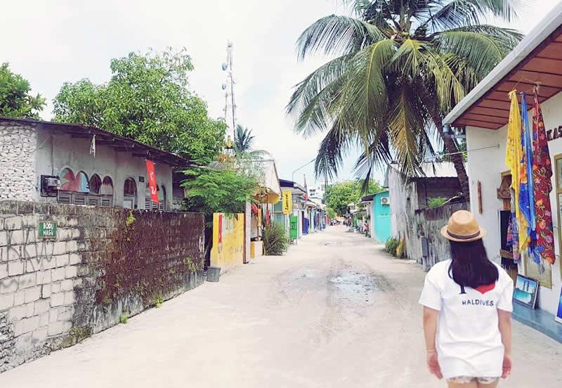 Rasdhoo (Rasdu) Island