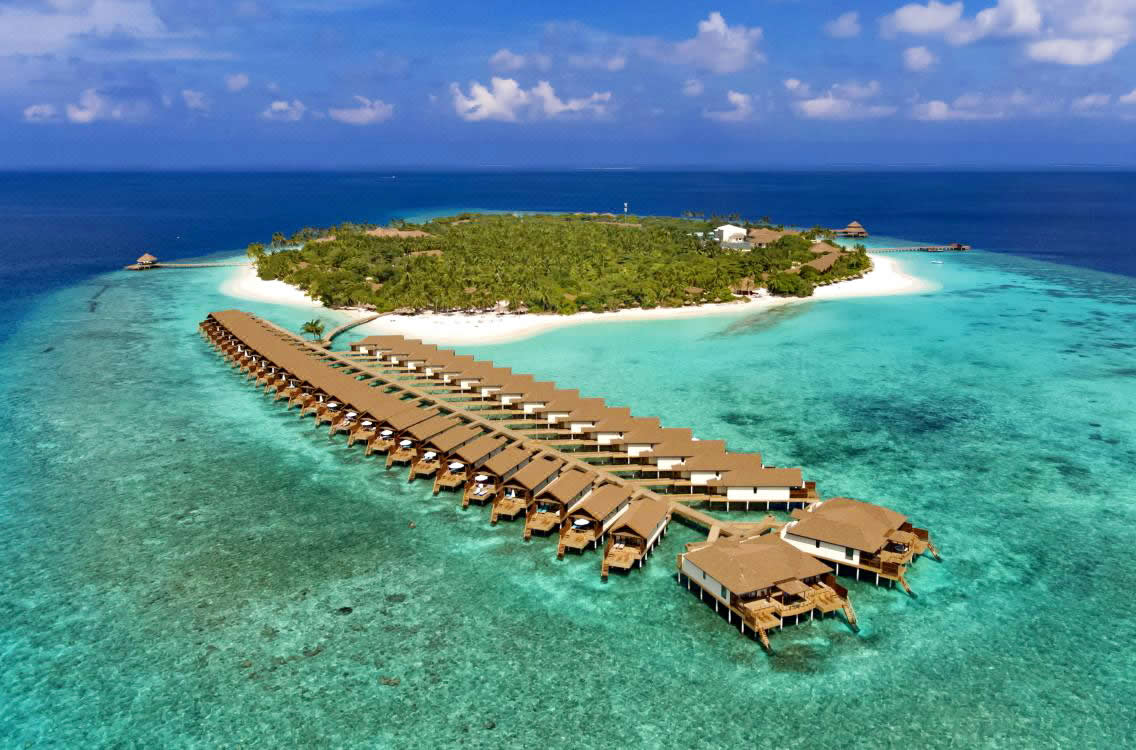 Reethi Faru, Bio Luxury Resort