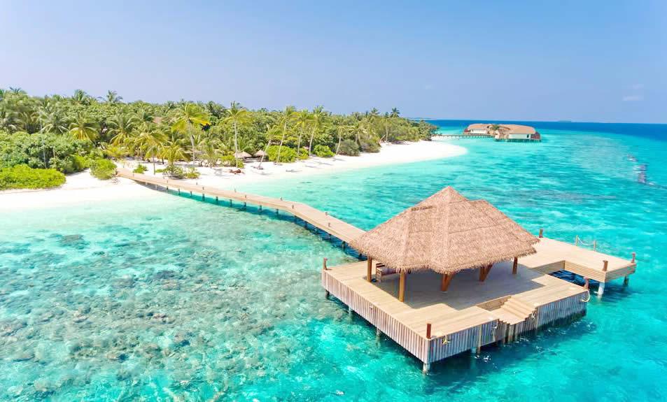 Reethi Faru Resort Maldives Magazine