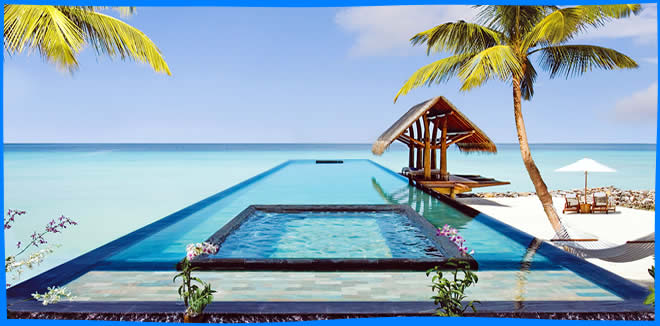 One & Only Reethi Rah IS THE BEST CHOICE