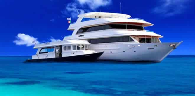 luxury dive safari in Maldives