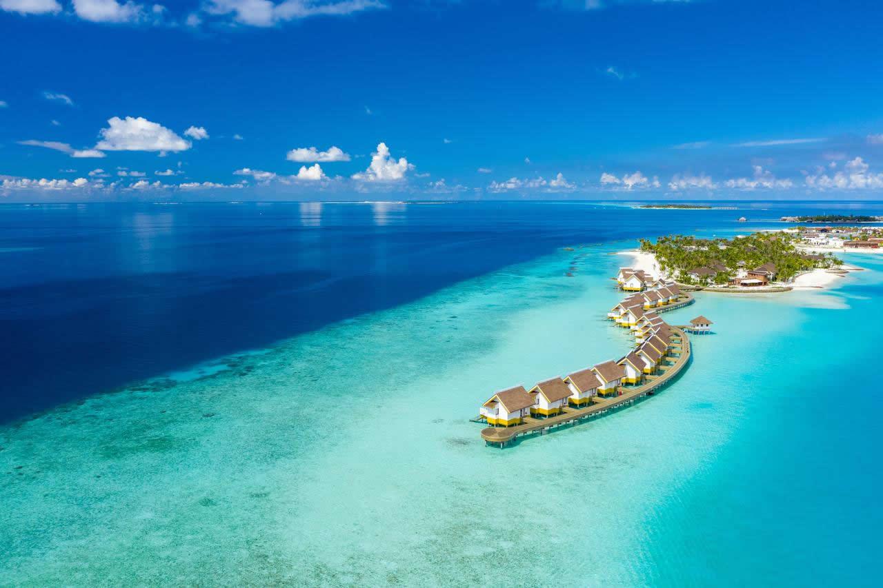 SAii Lagoon Maldives, water villas