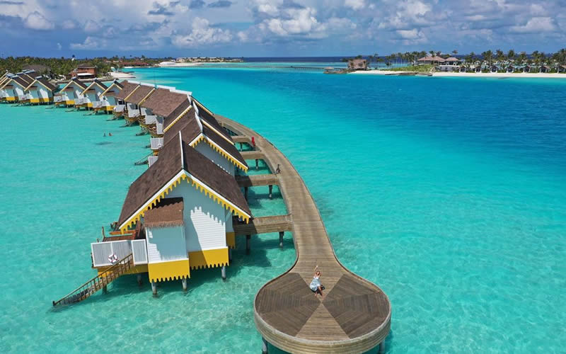 SAii Lagoon Maldives, Curio Collection by Hilton в Аренду