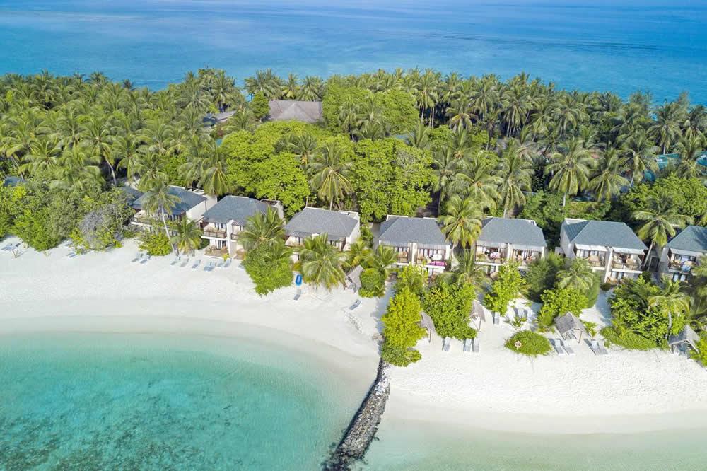 Summer Island Maldives красивый пляж