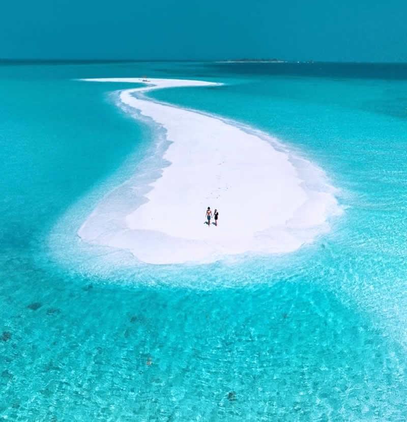 Sandbank Escapade