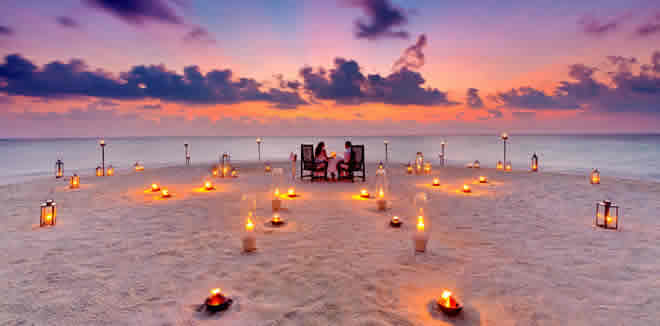 10 Romantic Dining Experiences