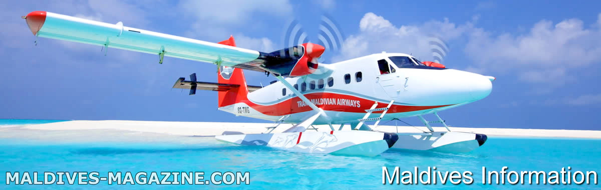 How to Travel by Seaplane in The Maldives - Maldives Magazine