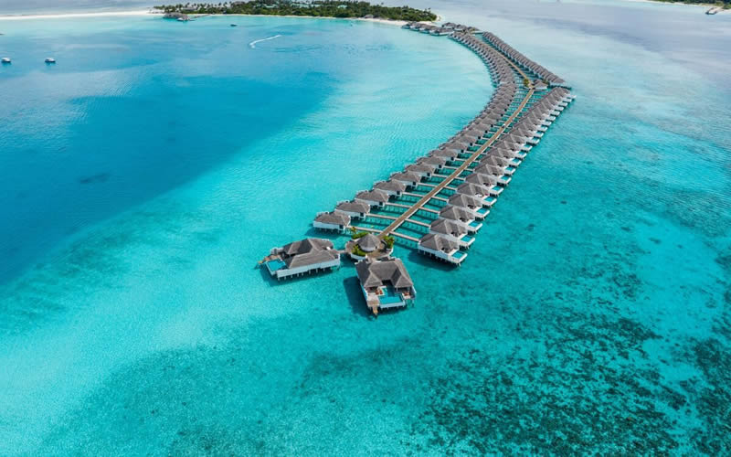 Seaside Finolhu Kick Starts Exciting Transformation Project