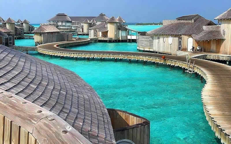 Centara Launches Ne 'BBF Breaks' Initiative to Hang Out in Maldives