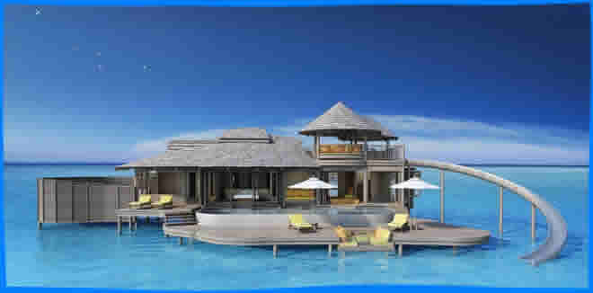 Soneva Jani, Best Experience: Overwater Villas, for Family, for Honeymoon, The most exclusive Resort of Maldives