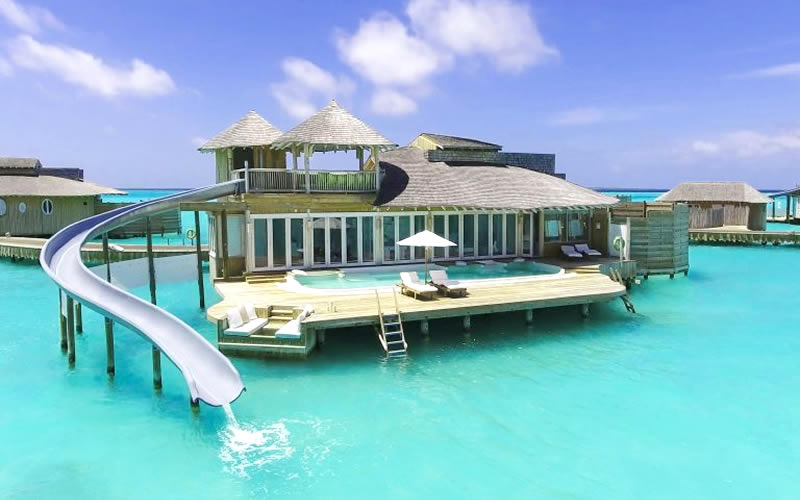 Soneva Fushi Introduces New Water Retreats