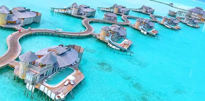 The 10 Best Exclusive Resorts in the Maldives 2019 - Maldives'  Most Luxurious Resorts, resort, hotel, deal