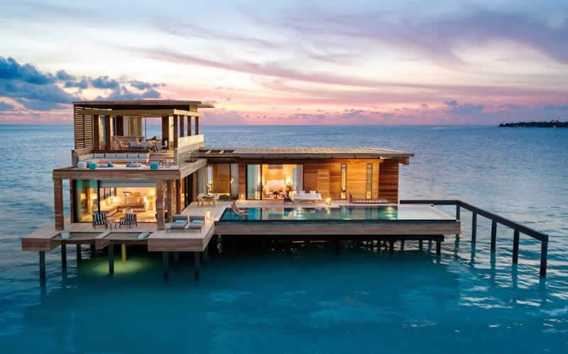 Мальдивы в стиле 'Ultra-Luxury'