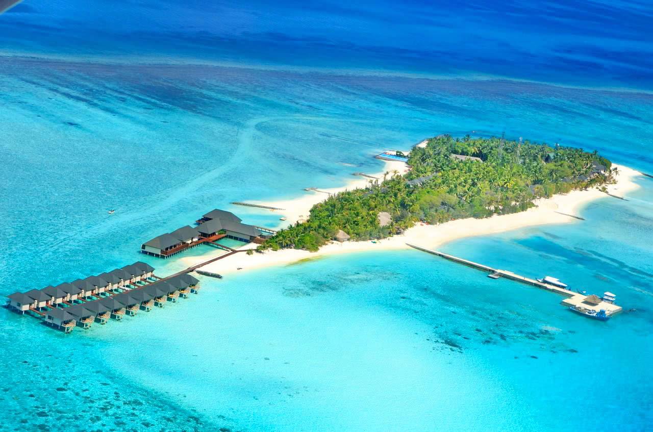 Summer Island Maldives Resort, Северный Мале Атолл