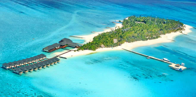 Summer Island Maldives Resort