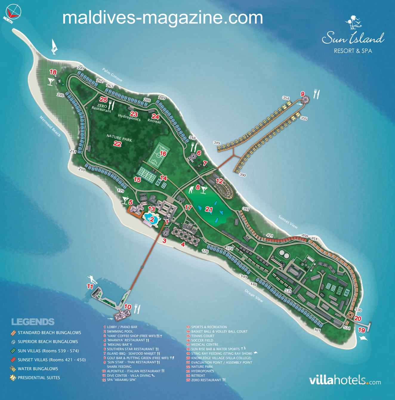 Sun Island Beach Maldives: Sun Island Resort And Spa
