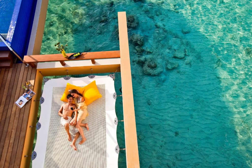 Dream Island Experience at Hurawalhi Island Resort