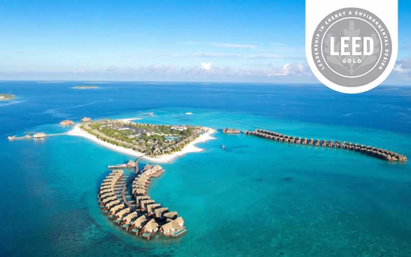 The New Heritance Aarah All Inclusive Resort Leading The Way For Sustainability In The Maldives