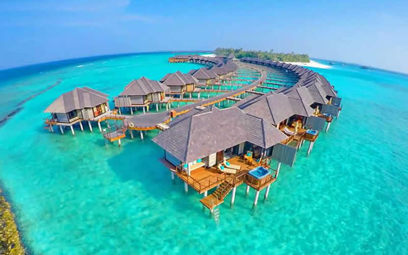 Sun Siyam Resorts объявляет об эксклюзивном предложении для двух курортов на Мальдивах