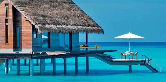 Most Fabulous Overwater Villas in Maldives