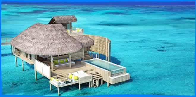 Top 10 Best Luxury Resorts in Maldives - maldives- best luxury hotels