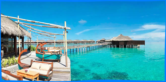 Top 10 Best Kaafu Atoll Hotels,  Most Popular Resorts close to Male Airportt, Best Maldives Resorts Accessible by Speedboat from Male Airport, most popular maldives resorts you can reach without seaplane