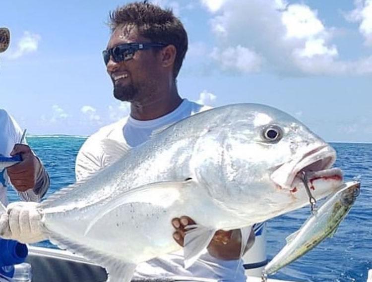 maldives big game fishing