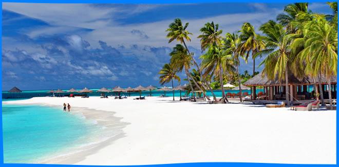Veligandu Island Resort & Spa it's best beaches