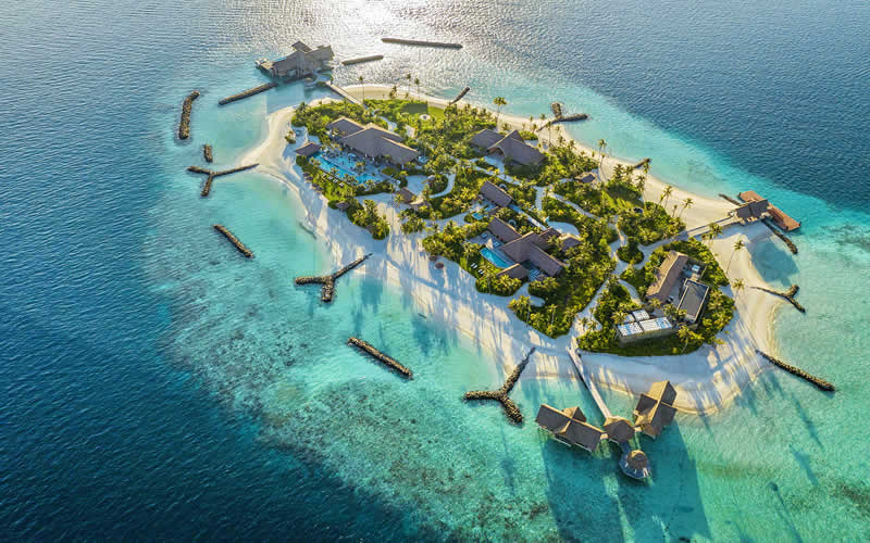 Ithaafushi – The Private Island for discerning travellers