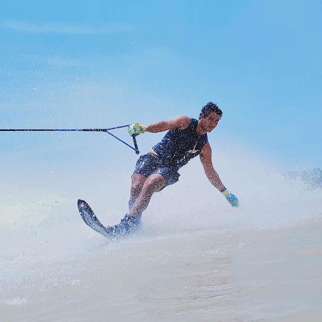 Water Ski in maldives