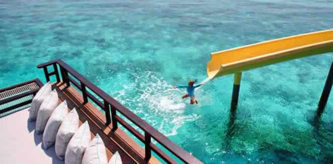 10 Best Family Water Pool Villas in The Maldives