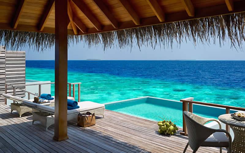 The Westin Maldives Miriandhoo предлагает Виртуальный Беговой Маршрут